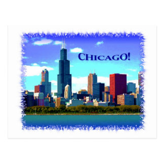 Chicago Post Cards