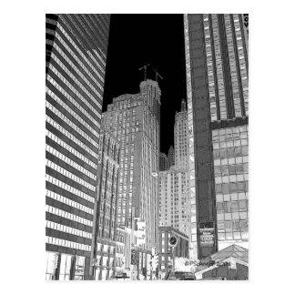 Chicago... Postcard