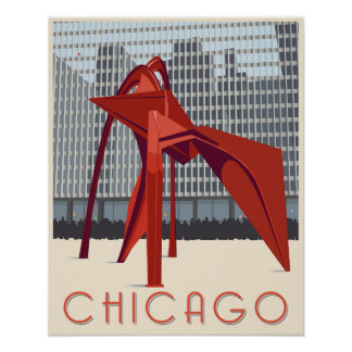 ¡Chicago! Posters