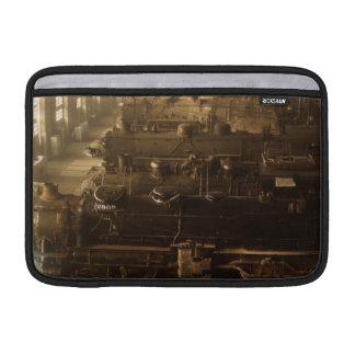 Chicago Railway Locomotive Shop Sleeve For MacBook Air