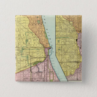 Chicago Railway Terminal Map Button