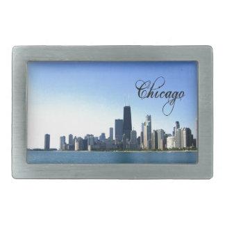 Chicago Rectangular Belt Buckle