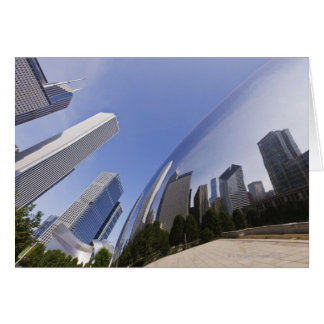 Chicago Reflections Card