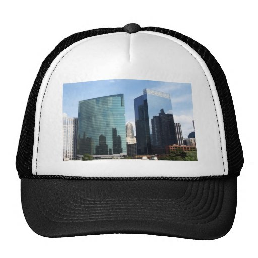 Chicago Reflections Mesh Hats