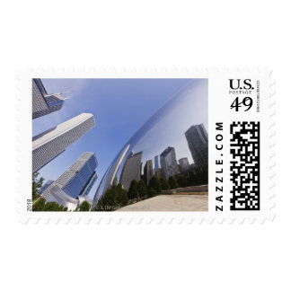 Chicago Reflections Postage