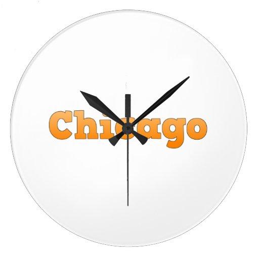 Chicago Reloj