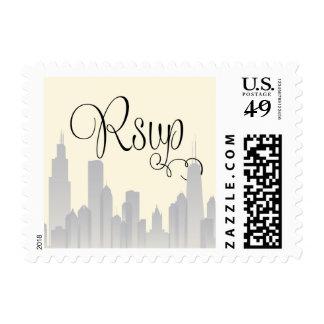 Chicago Response Stamp