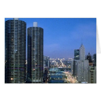 Chicago River Cards