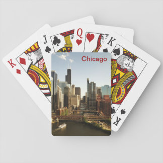 Chicago River in the Loop Playing Cards