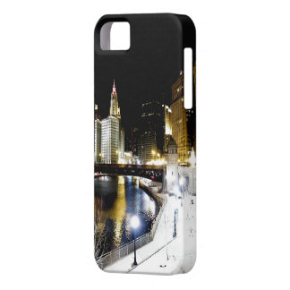 Chicago River iPhone4 Case Mate