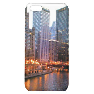 Chicago River Lights Case For iPhone 5C