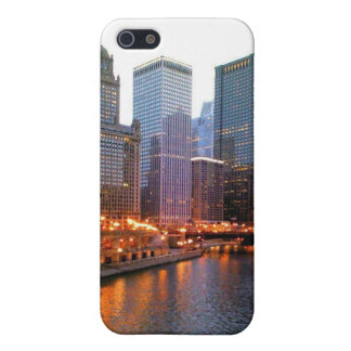 Chicago River Lights Covers For iPhone 5