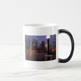 Chicago River Magic Mug