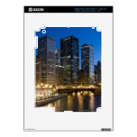 Chicago Riverfront iPad 3 Decals