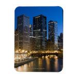 Chicago Riverfront Magnet