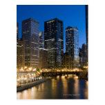 Chicago Riverfront Postcards