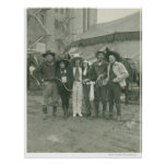 Chicago Rodeo, 1929. Print