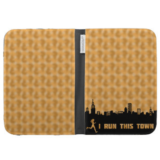 Chicago Runner - I Run This Town iPad Case