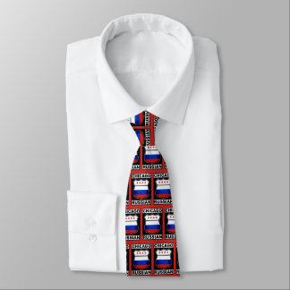 Chicago Russian American Neck Tie
