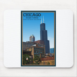 Chicago - Sears Tower Mouse Pad
