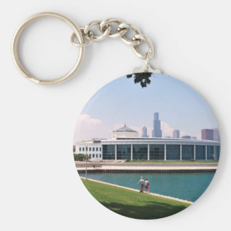 Chicago Shedd Aquarium collection Keychain