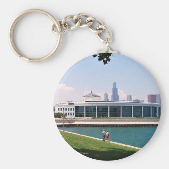 Chicago Shedd Aquarium collection Keychain