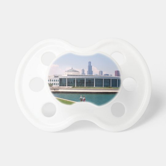 Chicago Shedd Aquarium collection Pacifier