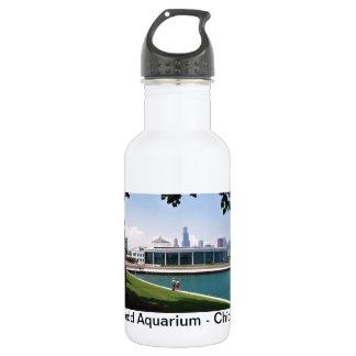 Chicago Shedd Aquarium collection 18oz Water Bottle