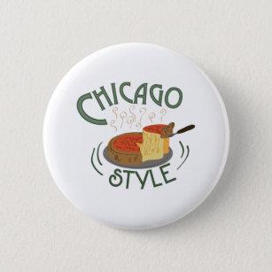 Chicago Sign Button