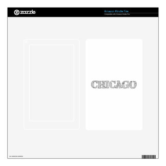 Chicago Skin For Kindle Fire