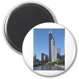 Chicago Skline Magnet