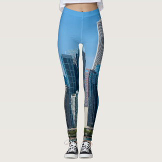 Chicago Skycrapers Leggings
