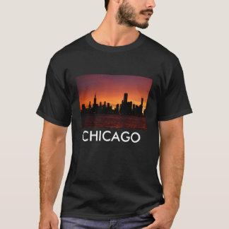 Chicago Skyline2 Playera