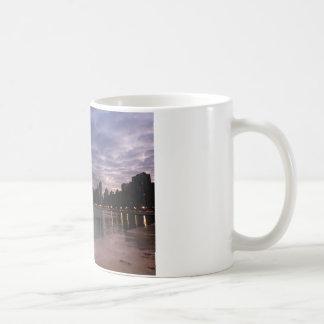Chicago Skyline at Dusk Coffee Mug