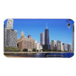 Chicago Skyline. Barely There iPod Cover