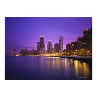 Chicago Skyline Card