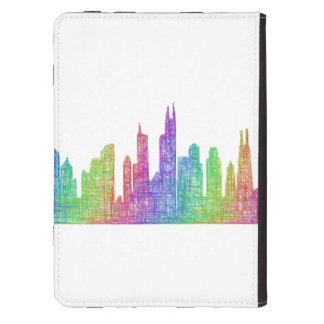Chicago skyline kindle cover