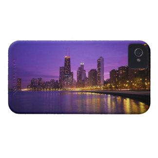Chicago Skyline iPhone 4 Case