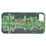Chicago Skyline Case iPhone 5 Cover