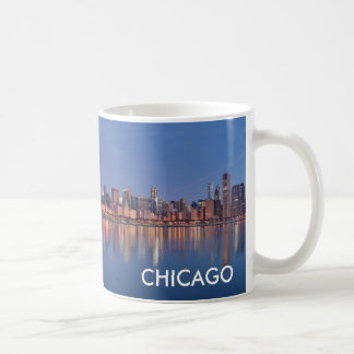 Chicago Skyline Coffee Cup