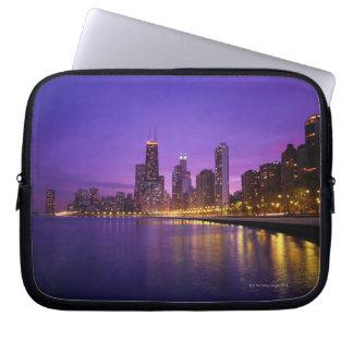 Chicago Skyline Computer Sleeve