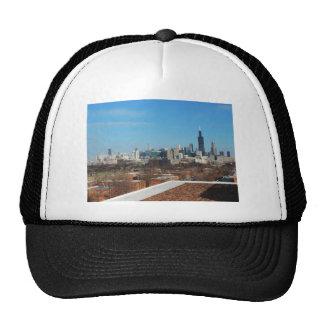 Chicago Skyline Hat
