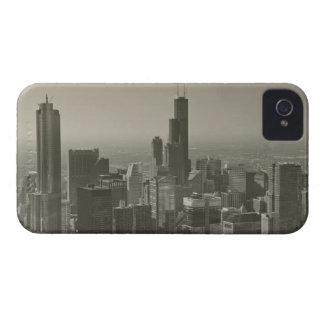 Chicago Skyline, John Hancock Center Skydeck 2 iPhone 4 Case