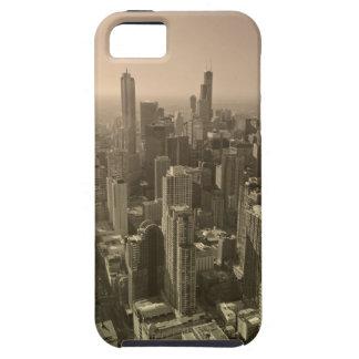 Chicago Skyline, John Hancock Center Skydeck iPhone 5 Cases