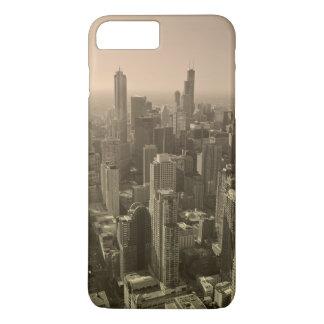 Chicago Skyline, John Hancock Center Skydeck iPhone 7 Plus Case