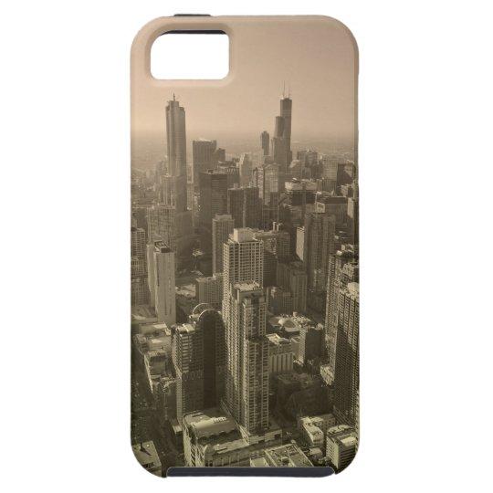 Chicago Skyline, John Hancock Center Skydeck iPhone SE/5/5s Case