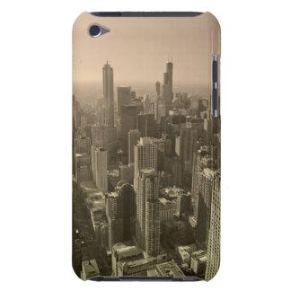 Chicago Skyline, John Hancock Center Skydeck iPod Case-Mate Case