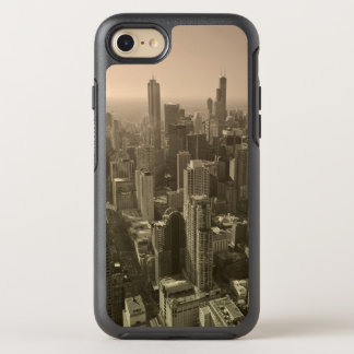 Chicago Skyline, John Hancock Center Skydeck OtterBox Symmetry iPhone 7 Case