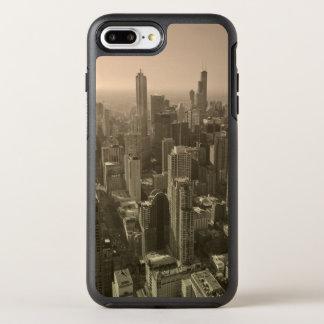 Chicago Skyline, John Hancock Center Skydeck OtterBox Symmetry iPhone 8 Plus/7 Plus Case