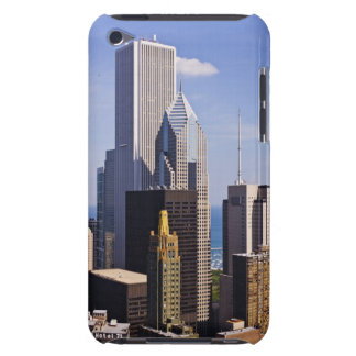 Chicago Skyline Looking towards lake Michigan iPod Touch Case